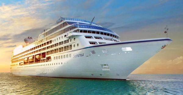 Oceania Cruises recibe su nuevo buque
