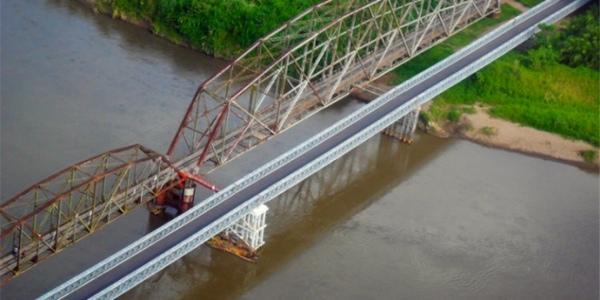 Panama y Costa Rica estaran unidas por un nuevo puente