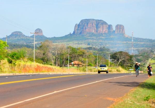 Paraguay licita la obra del corredor bioceanico