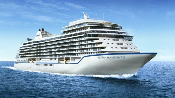 Regent Seven Seas Cruises ya tiene madrina para nuevo buque