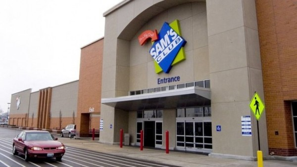 Sams club retail