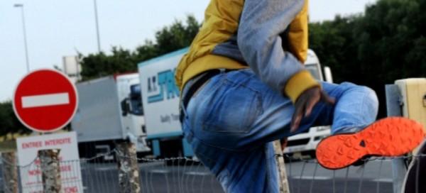 Seguridad en Calais
