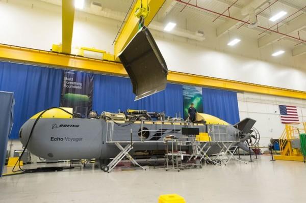 Submarino Boeing