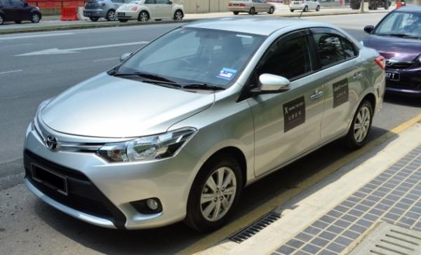 Toyoda empresa Uber