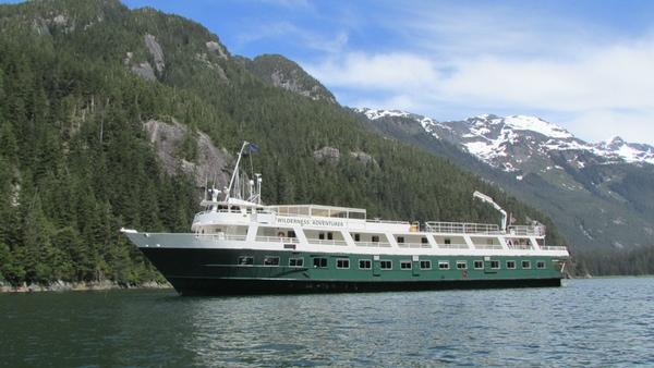 Un-Cruise Adventures amplia sus rutas de navegacion