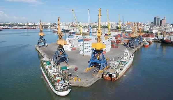 Uruguay seguira mejorando puerto de Montevideo