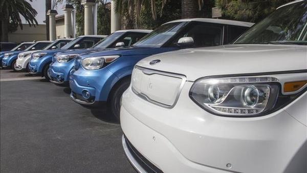 Venta de vehiculos nuevos y usados desciende un Uruguay
