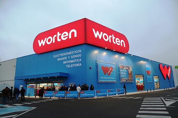 Worten-tiendas