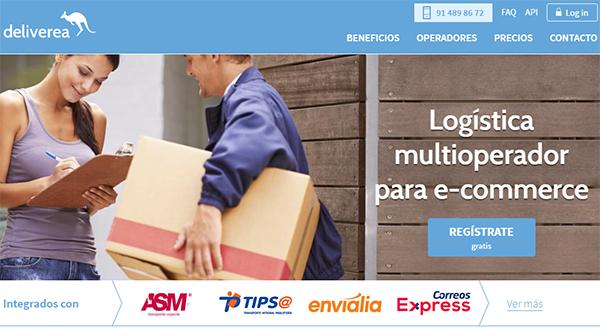 deliverea-pagina-web