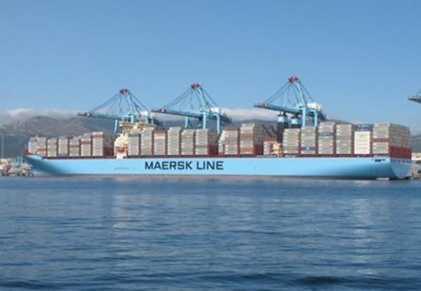 maersk line Francia