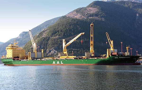 AAL-barco-Singapur