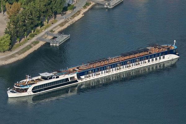 AmaWaterways bautiza dos buques