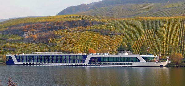 AmaWaterways renueva alianza con Backroads