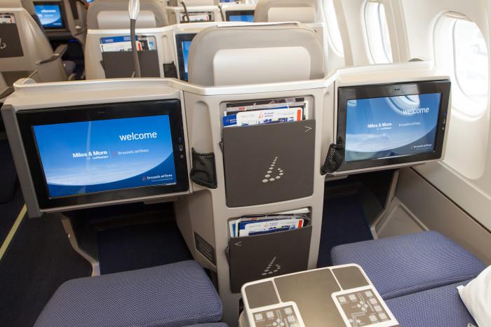 Avión Brussels Airlines