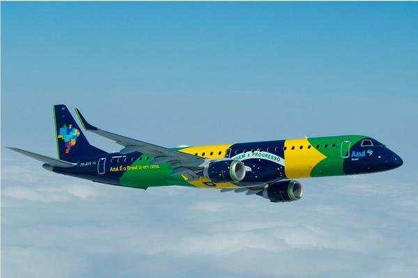 Brasil elimina limites de participacion en aerolineas