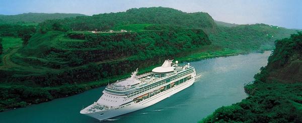 Buques de crucero mas grandes navegaran en Canal de Panama