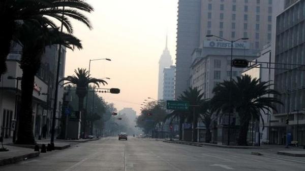 Ciudad de Mexico podria cobrar por circular