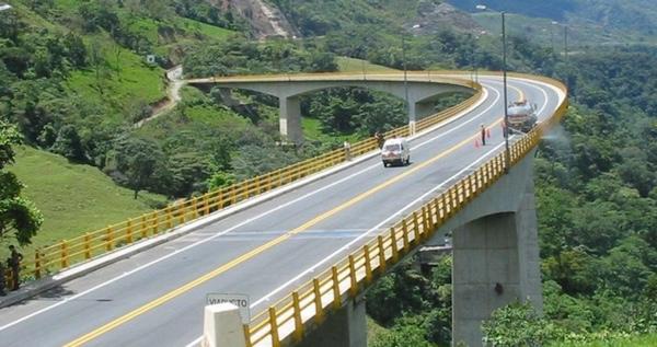 Colombia ofrece incentivos fiscales a empresas que construyan infraestructuras