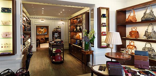 Cunard se asocia con Aspinal of London