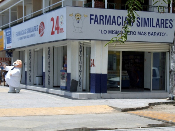 Farmacias Similares implementa SAP
