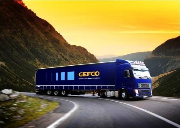 Gefco transportes