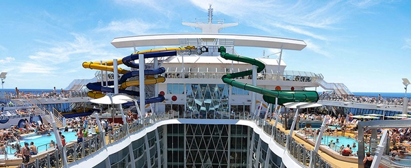 Harmony of the Seas modifica itinerario por huelga en Francia