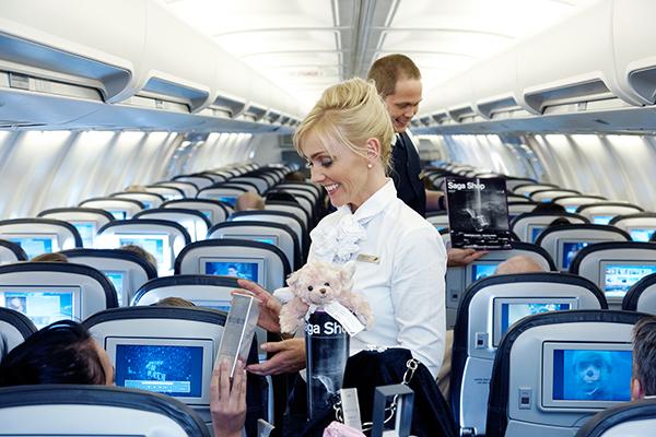 Icelandair-avion