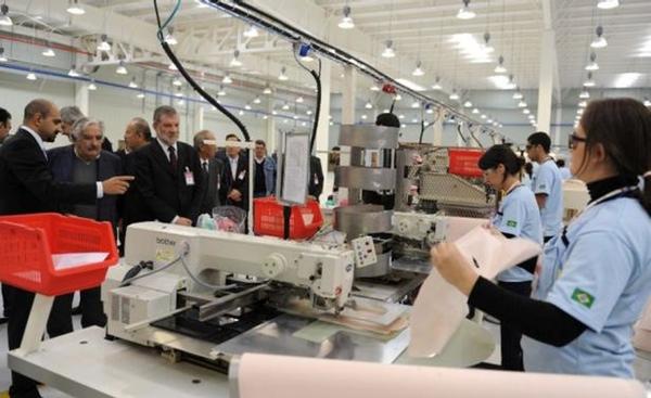 Industria textil uruguaya sigue en caida