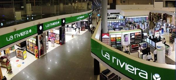 La Riviera cierra establecimientos en Colombia