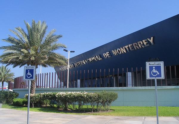 Monterrey-aeropuerto