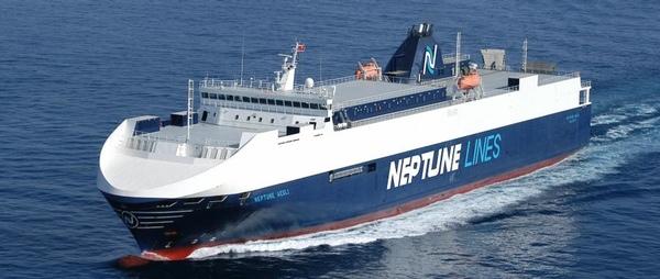 Neptune Lines anade nuevo servicio