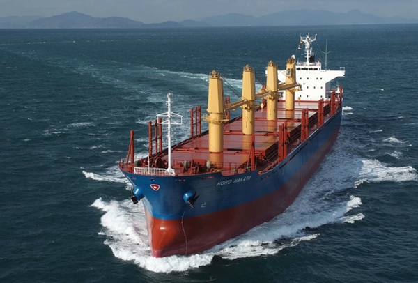 Norden vende cuatro buques