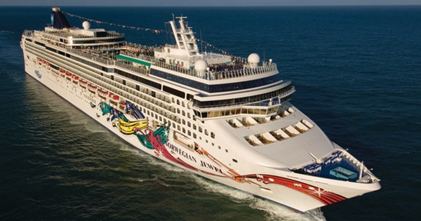 Norwegian Jewel tendra temporada en Australia