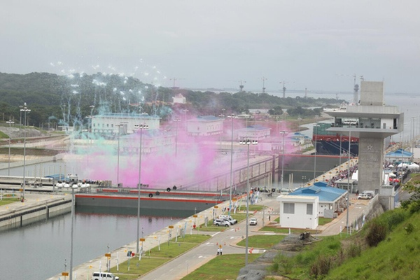 Panama inaugura la ampliacion del Canal