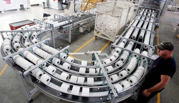 Produccion industrial uruguaya esta en descenso