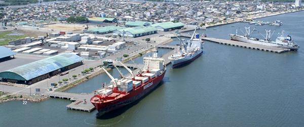 Puerto Bolivar empieza la transicion de su gestion