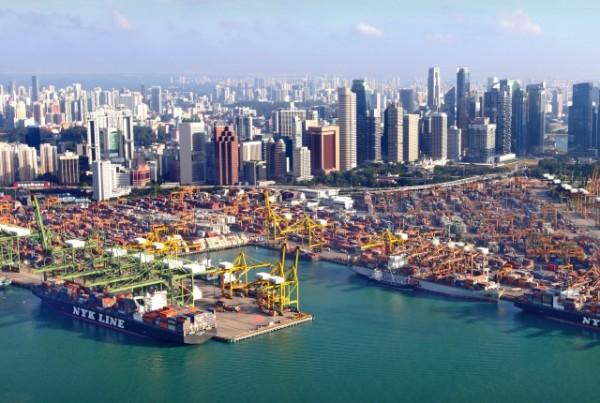 Puerto de Singapur
