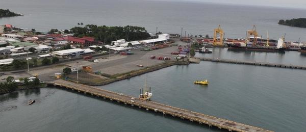 Puertos de Costa Rica necesitan mejoras