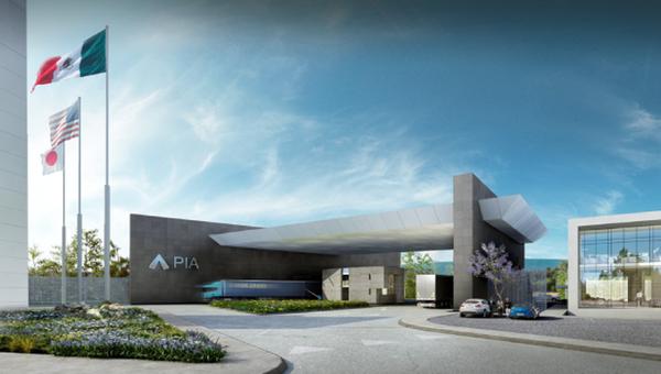 Queretaro construye nuevo parque industrial