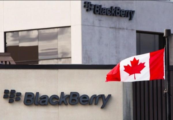 Sucursal blackberry Canadá