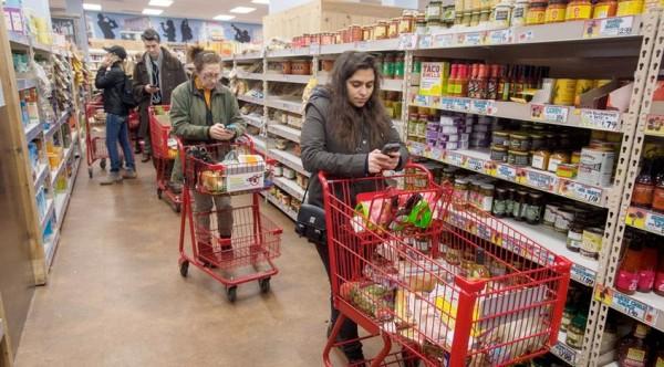 Supermercado Estados Unidos