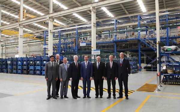 ThyssenKrupp aumenta su presencia en Mexico