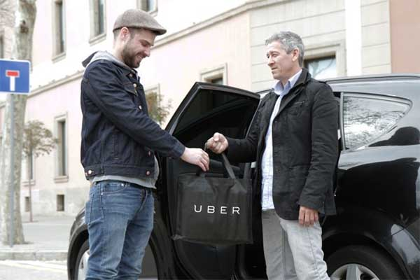 Uber en Europa