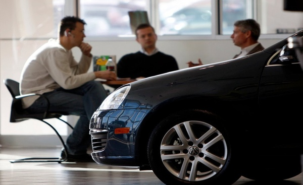 Venta de vehiculos en Mexico crece en el primer cuatrimestre