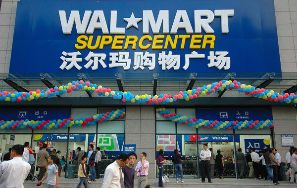 WalMart en China
