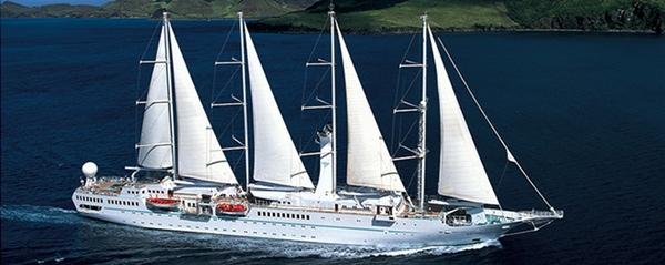 Windstar Cruises presenta novedades para 2017