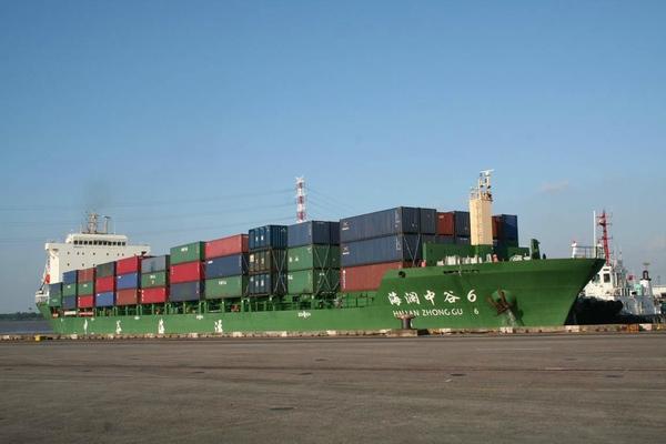 Zhonggu Shipping amplia su flota