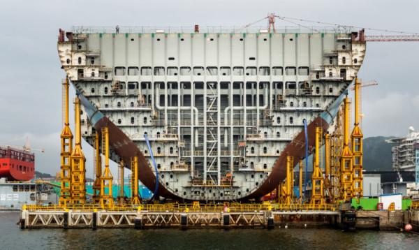 astilleros surcoreanos