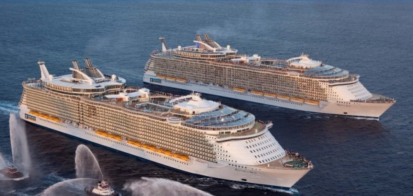 dos cruceros