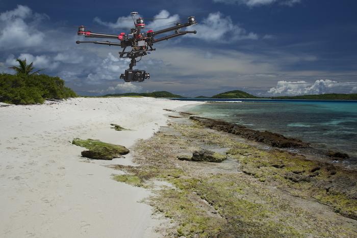 dron-playa-australia
